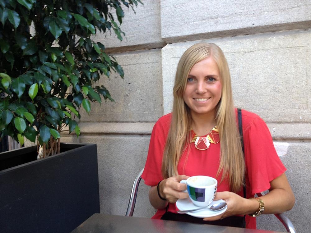 Martine Hansen nos explica cómo es aprender noruego en Institut Nòrdic