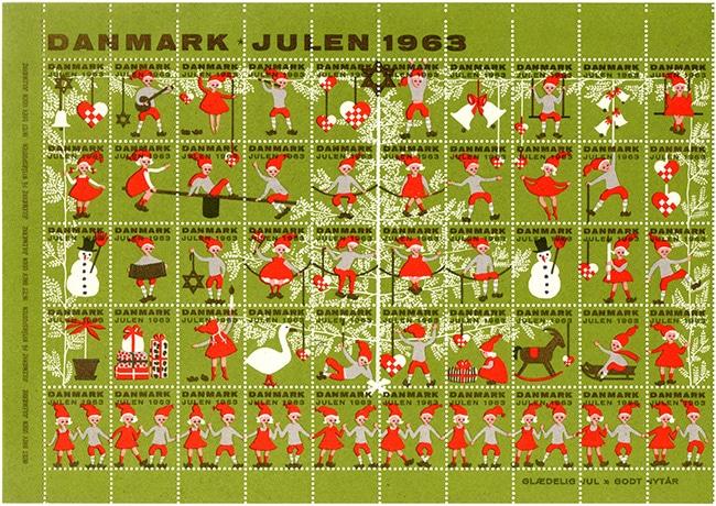 sellos-navidad-dinamarca