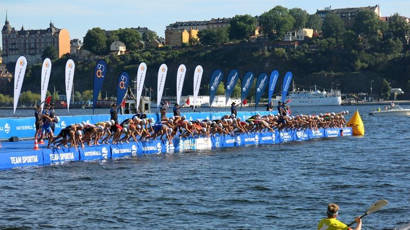 Mariona Balfegó, Stockholm Triathlon